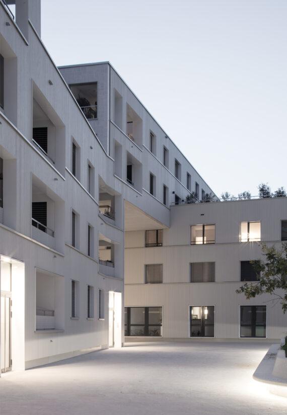 SIMILOR – complexe résidentiel de 113 appartements sur l'ancien site de l'usine Similor