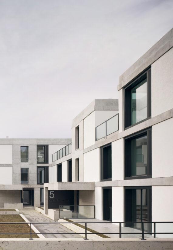 Mehrfamilienhaus Heinrüti-Rank