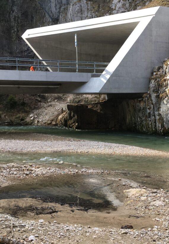 Verrerie de Choindez – Réaménagement de la route cantonale 6 et du lit de la Birse