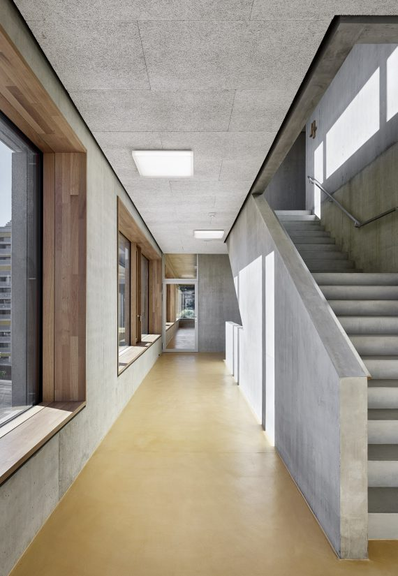 Neubau Volksschule Brünnen, Bern