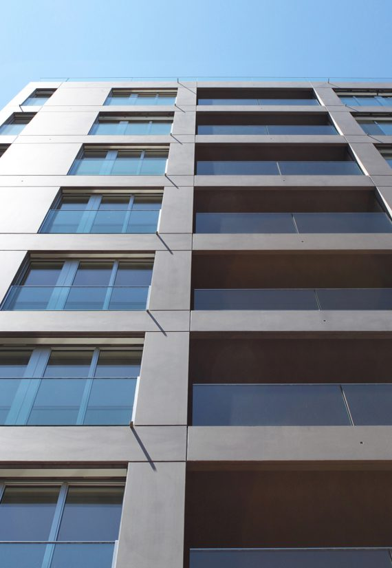 Un immeuble MINERGIE de 30 appartements ZDLOC et HM