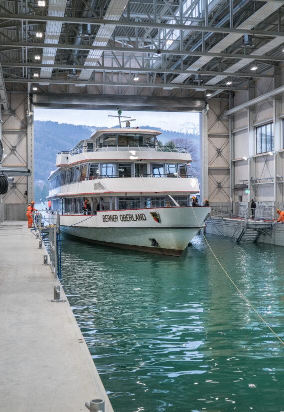 BLS Werft Thun