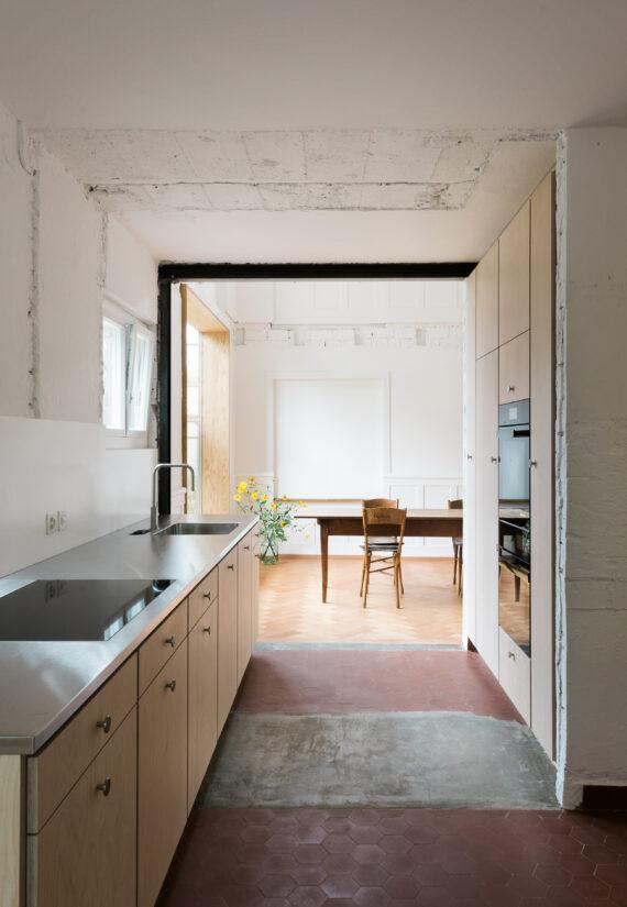 Umbau Wohnhaus Windisch