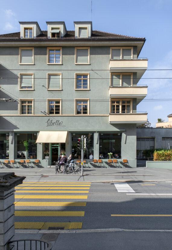 Revitalisierung Wohn- und Geschäftshaus Maihofstrasse Luzern